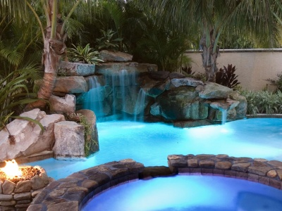 Swimming Pools & Jacuzzis in El Paso, Texas | Dorian Construction ...