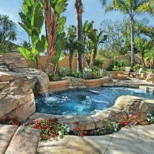 Customized Swimming Pools