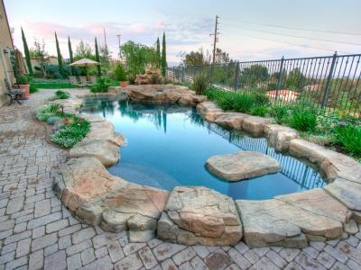 Laguna pools in el paso backyard getaway dorian - Homes for sale with swimming pool el paso tx ...
