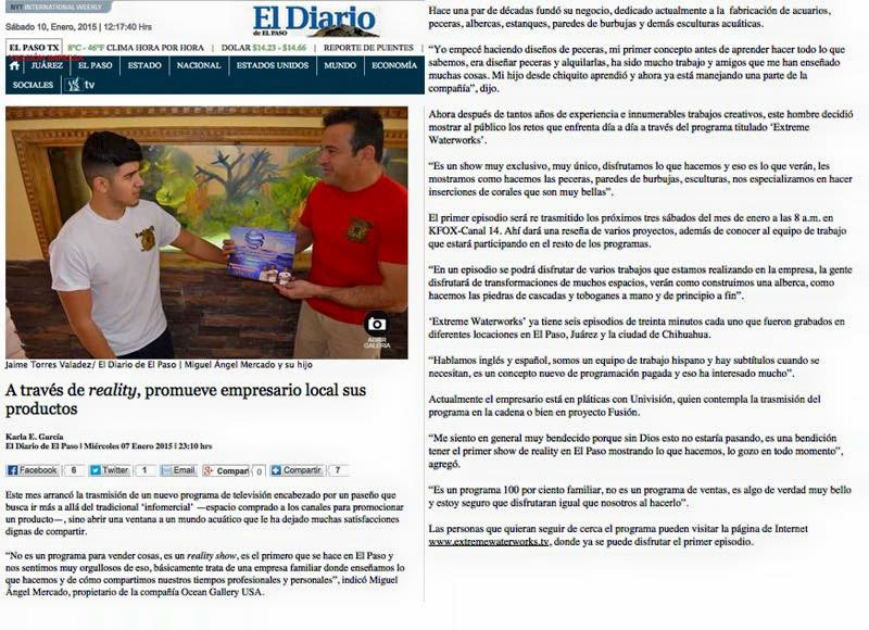 El Dario Article